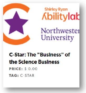 webinar business of science