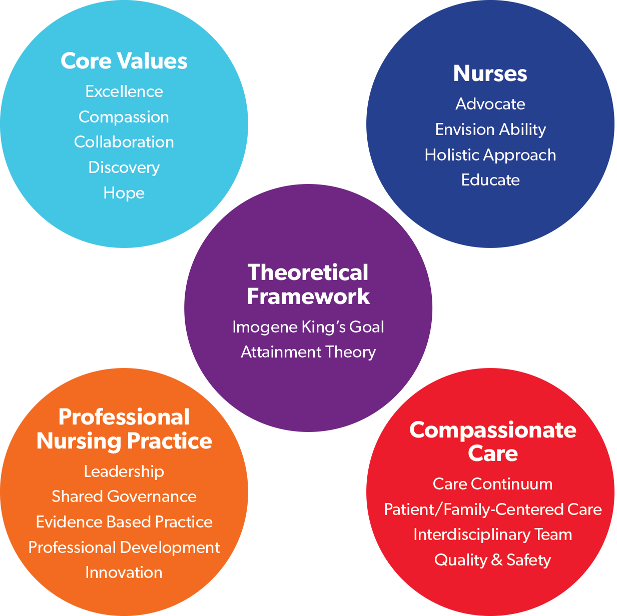 Nursing Values at Shirley Ryan AbilityLab