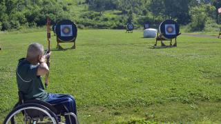 Adaptive Archery Program photo