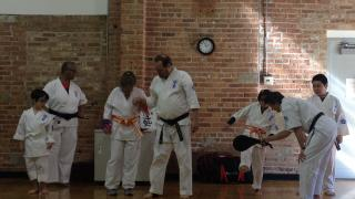 Caring for Kids Karate Program Photo