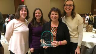 Dr. Leora Cherney Honored by Academy of Neurologic Communication Disorders and Sciences