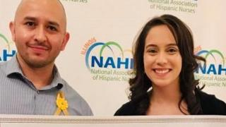 Two Team Members Honored by National Association of Hispanic Nurses–Illinois