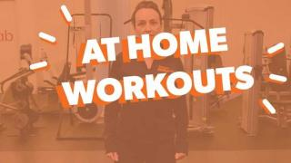 At home workout series from Shirley Ryan AbilityLab