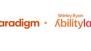 Paradigm and Shirley Ryan AbilityLab Logos