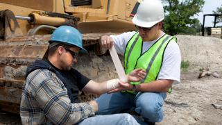 Construction workers in need of a workers comp consult