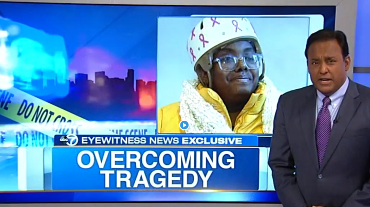 Alisha's story featured on ABC 7 Chicago News