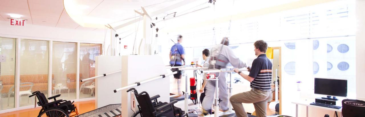 Ability Labs allow for collaboration between researchers and clinicians