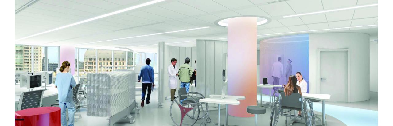 Think and Speak Lab rendering