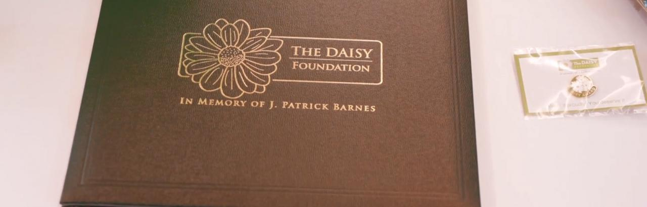 Shirley Ryan AbilityLab Honors Nursing Excellence with the DAISY Award