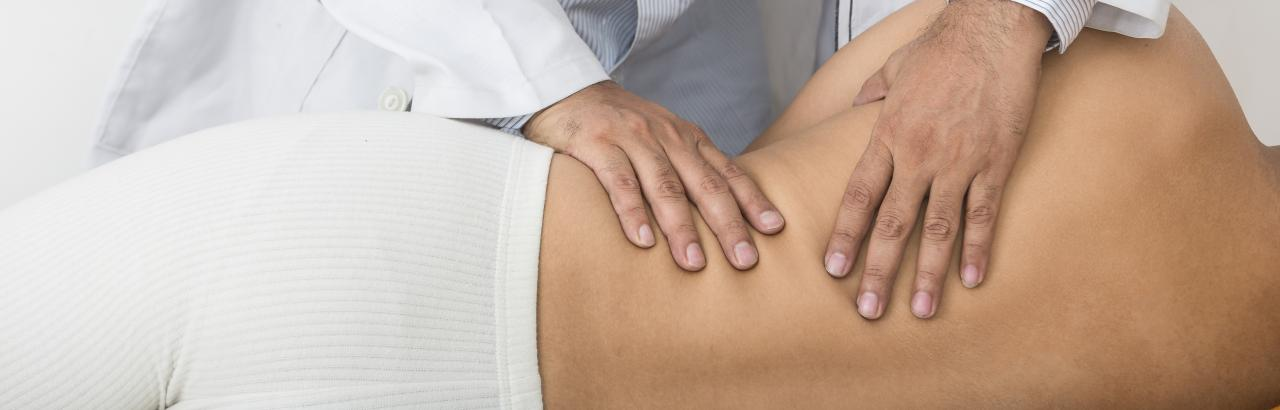 Back pain can benefit from rehabilitation