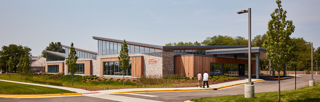 The Burr Ridge Outpatient and DayRehab Center Facility