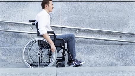 Proper wheelchair position is key to good health and mobility