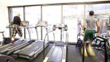 Pulmonary Patients on Treadmills
